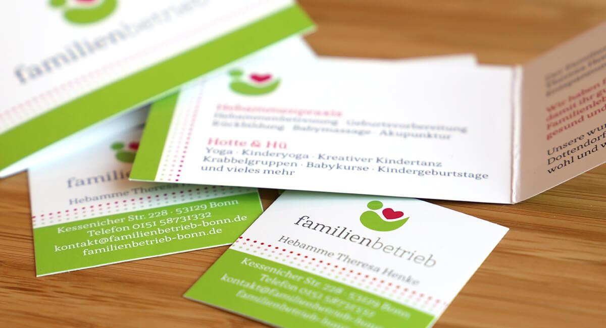 Familienbetrieb Bonn Hebammenpraxis Frischeminze